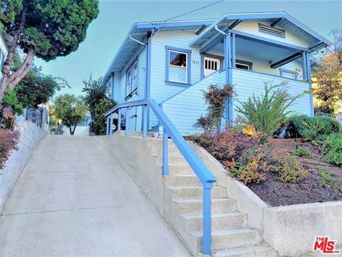 Photo of 1211 N Waterloo Street, Los Angeles, CA 90026 (MLS # 21679142)