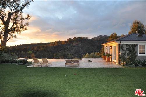 Photo of 1319 Amalfi Drive, Pacific Palisades, CA 90272 (MLS # 21763142)