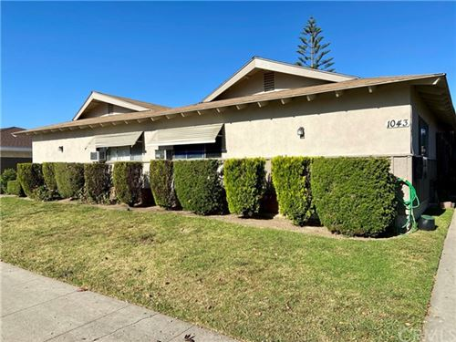 Photo of 1043 N Lincoln Street, Orange, CA 92867 (MLS # PW20096142)