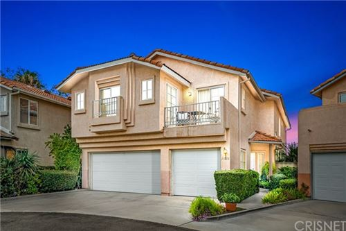 Photo of 18518 Blue Moon Court, Canyon Country, CA 91351 (MLS # SR20019142)