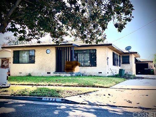 Photo of 1372 E 107th Street, Los Angeles, CA 90002 (MLS # SR21001142)