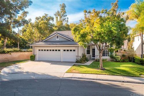 Photo of 23602 Ashwood Place, Valencia, CA 91354 (MLS # SR21216142)