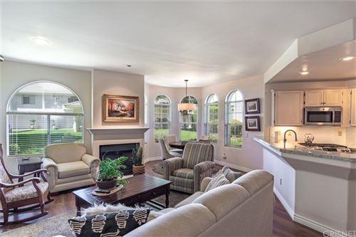 Photo of 25554 Hemingway Avenue #D, Stevenson Ranch, CA 91381 (MLS # SR21207143)