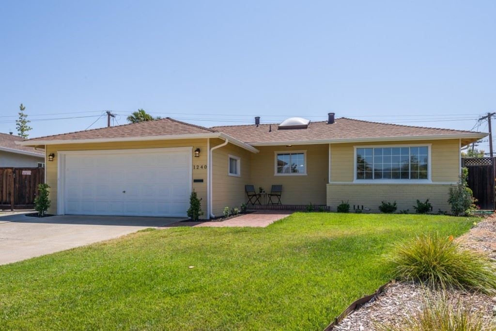 1240 Dresden Way, San Jose, CA 95129 - #: ML81841143