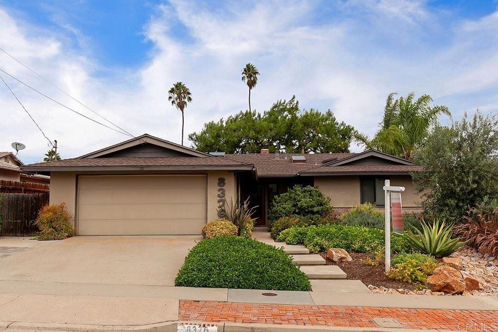 8376 LAKE BEN AVE, San Diego, CA 92119 - MLS#: PTP2107144