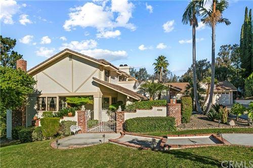 Photo of 480 S Canyon Ridge Drive, Anaheim Hills, CA 92807 (MLS # OC21011145)