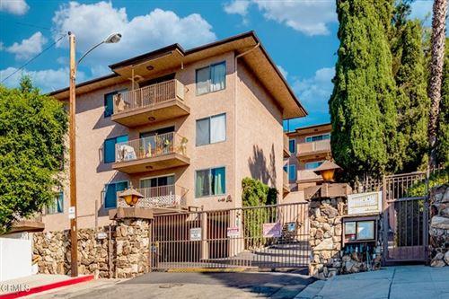 Photo of 1517 E Garfield Avenue #20, Glendale, CA 91205 (MLS # P1-4145)