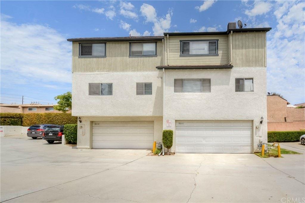 814 W Lambert Road #B, La Habra, CA 90631 - MLS#: IG21158145
