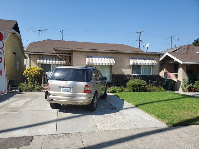 4721 S Van Ness Avenue, Los Angeles, CA 90062 - MLS#: IN20217145