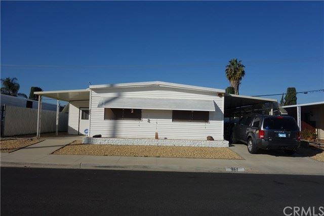 961 Santa Teresa Way, Hemet, CA 92545 - MLS#: IV21005145
