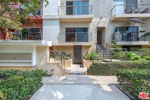 Photo of 20 IRONSIDES Street #8, Marina del Rey, CA 90292 (MLS # 21746146)