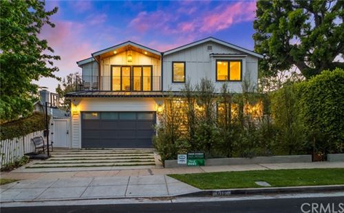 Photo of 619 Baylor Street, Pacific Palisades, CA 90272 (MLS # AR21110146)