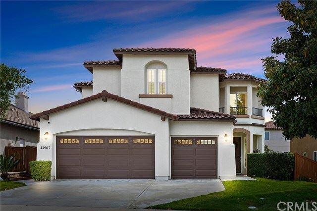 33907 Flora Springs Street, Temecula, CA 92592 - MLS#: SW21093146