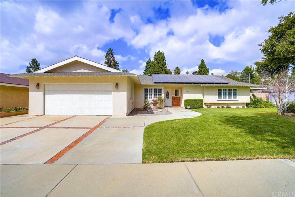 23833 Prospect Valley Drive, Diamond Bar, CA 91765 - MLS#: DW21226148