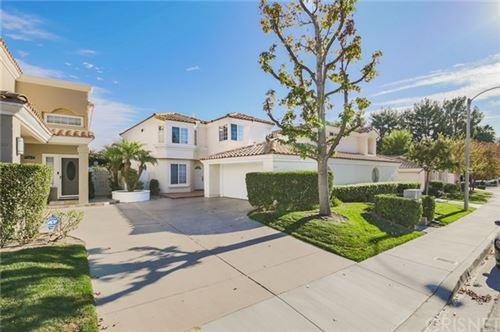 Photo of 25812 Blake Court, Stevenson Ranch, CA 91381 (MLS # SR20236149)