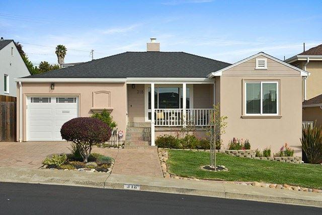 318 Northwood Drive, South San Francisco, CA 94080 - #: ML81839149