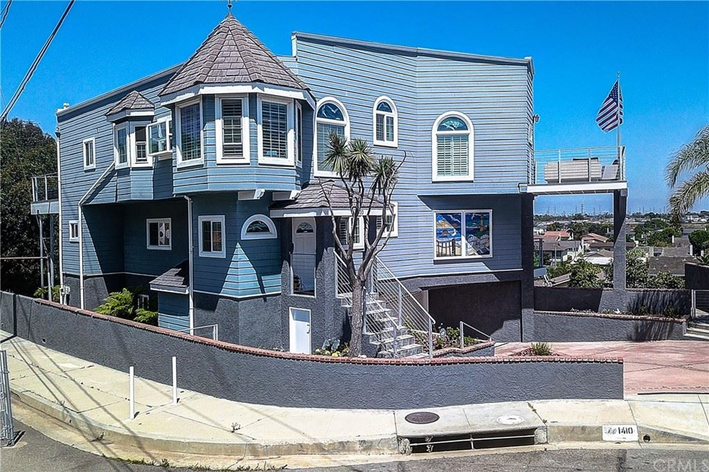 1410 Diamond Street, Redondo Beach, CA 90277 - MLS#: SB21052149