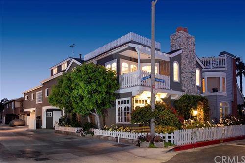 Photo of 107 Highland Street, Newport Beach, CA 92663 (MLS # NP21081150)