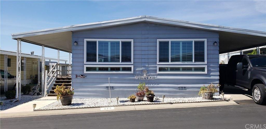 10210 Baseline Road #273, Rancho Cucamonga, CA 91701 - MLS#: EV21233150