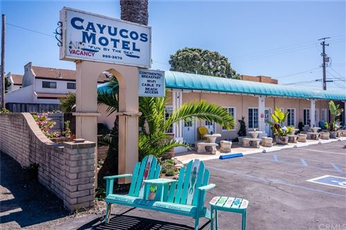 Photo of 20 S Ocean Avenue, Cayucos, CA 93430 (MLS # SC20213151)