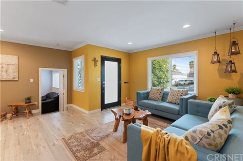 Tiny photo for 17500 Bullock Street, Encino, CA 91316 (MLS # SR20196151)