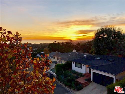Photo of 1260 Rimmer Avenue, Pacific Palisades, CA 90272 (MLS # 21719152)