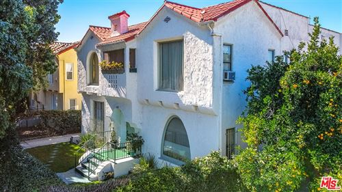 Photo of 2807 Hillcrest Drive, Los Angeles, CA 90016 (MLS # 21794152)