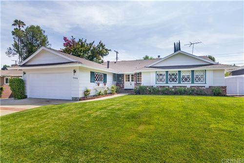 Photo of 5866 Le Sage Avenue, Woodland Hills, CA 91367 (MLS # SR21158152)
