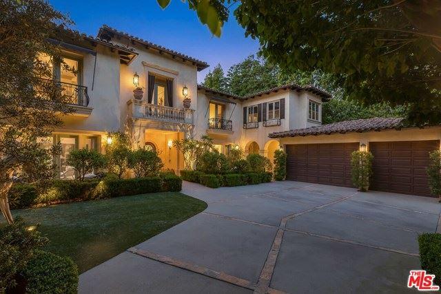 12094 SUMMIT Circle, Beverly Hills, CA 90210 - MLS#: 20595152