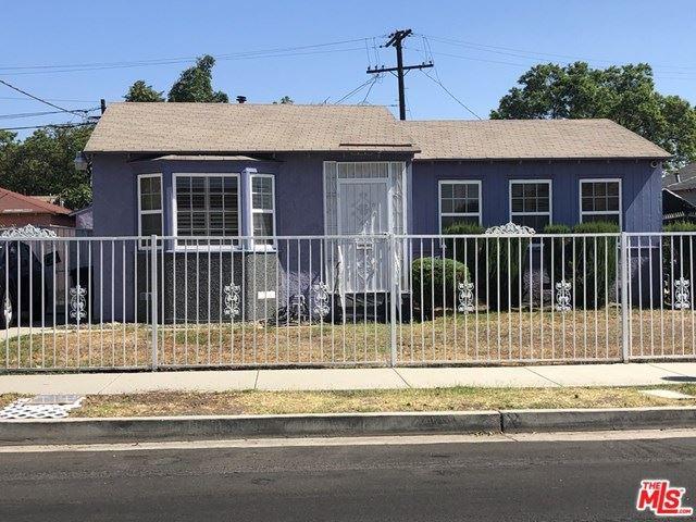 1101 E 118Th Place, Los Angeles, CA 90059 - #: 20607152