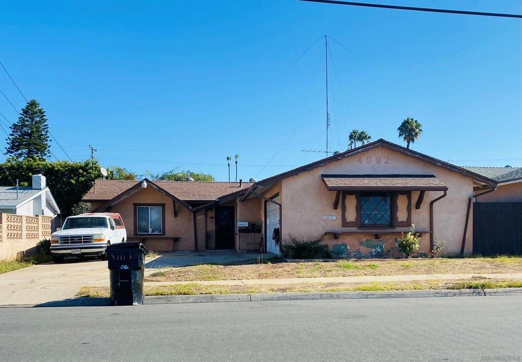 4992 Mount Etna, San Diego, CA 92117 - MLS#: 210027152