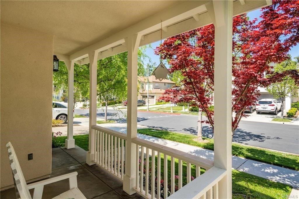 Photo of 166 Kingswood #111, Irvine, CA 92620 (MLS # OC21166152)