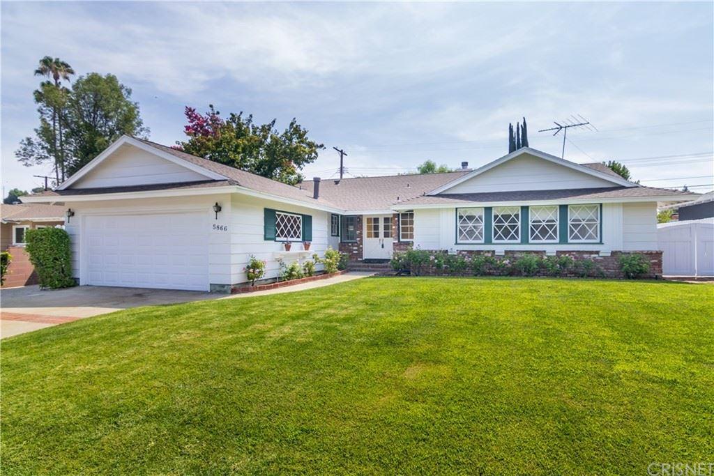 5866 Le Sage Avenue, Woodland Hills, CA 91367 - MLS#: SR21158152