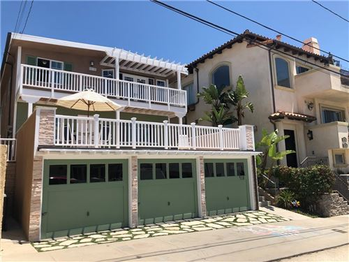 Photo of 418 Ocean View Avenue, Hermosa Beach, CA 90254 (MLS # SR21169153)