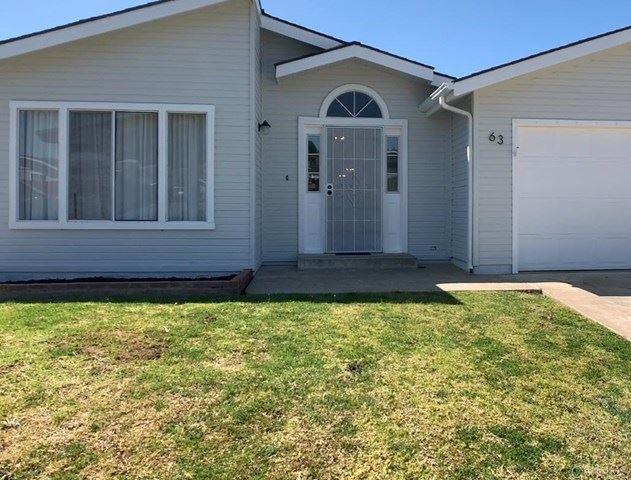 15935 Spring Oaks Road #63, El Cajon, CA 92021 - #: PTP2102153