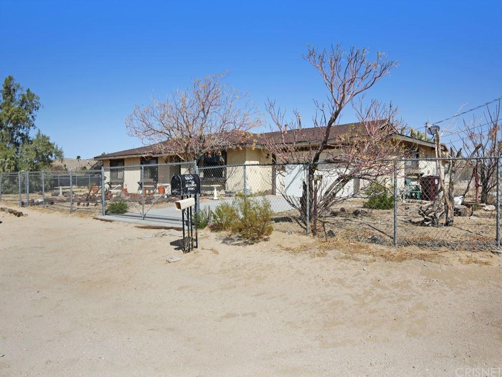 6076 Sunburst Street, Joshua Tree, CA 92252 - MLS#: SR21070153