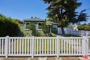 Photo of 3605 KELTON Avenue, Los Angeles, CA 90034 (MLS # 19470154)