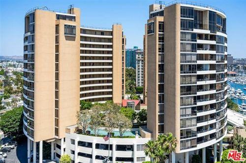 Photo of 4265 Marina City Drive #417, Marina del Rey, CA 90292 (MLS # 21693154)