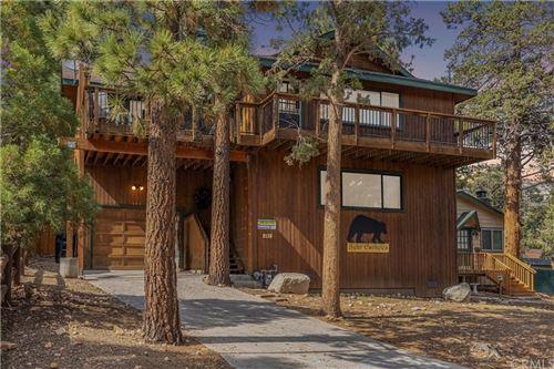 Photo of 361 W Cinderella Drive, Big Bear, CA 92314 (MLS # EV21160154)