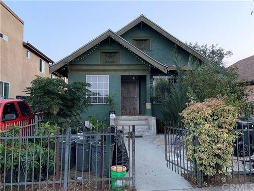 Photo of 216 W 52nd Street, Los Angeles, CA 90037 (MLS # RS20223154)