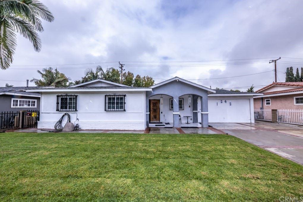1242 S Marine Street, Santa Ana, CA 92704 - MLS#: PW21233155