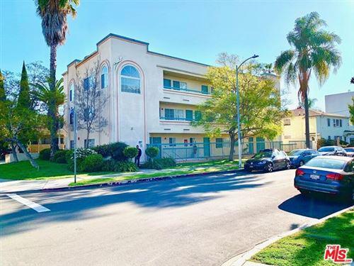 Photo of 3701 Hughes Avenue, Los Angeles, CA 90034 (MLS # 20614156)
