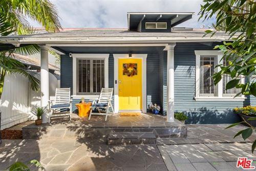 Photo of 1398 N Serrano Avenue, Los Angeles, CA 90027 (MLS # 20652156)