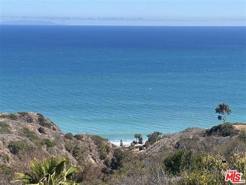 Photo of 20810 Las Flores Mesa Drive, Malibu, CA 90265 (MLS # 21778156)