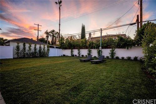 Tiny photo for 5011 Hesperia Avenue, Encino, CA 91316 (MLS # SR20095156)