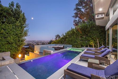 Photo of 1677 N Crescent Heights Boulevard, Los Angeles, CA 90069 (MLS # SR20179156)