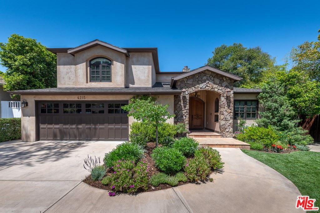 Photo of 4215 Ventura Canyon Avenue, Sherman Oaks, CA 91423 (MLS # 21749156)