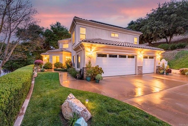 1683 Tecalote Drive, Fallbrook, CA 92028 - MLS#: NDP2104156