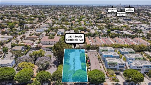 Photo of 2437 Centinela Avenue, Santa Monica, CA 90405 (MLS # SR21139157)