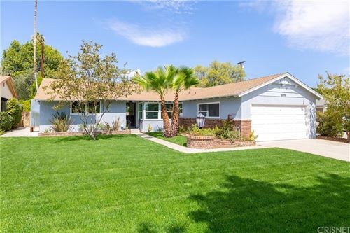 Photo of 15919 Lemarsh Street, Granada Hills, CA 91343 (MLS # SR21206157)